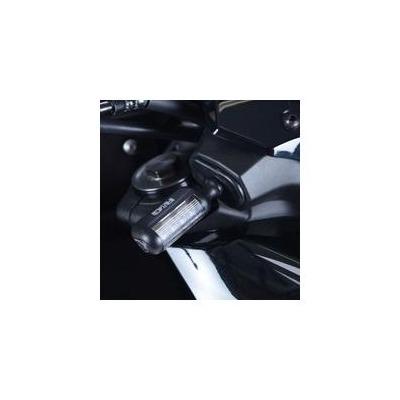 Adaptateurs de clignotants avant R&G Racing Kawasaki Z 900 17-19