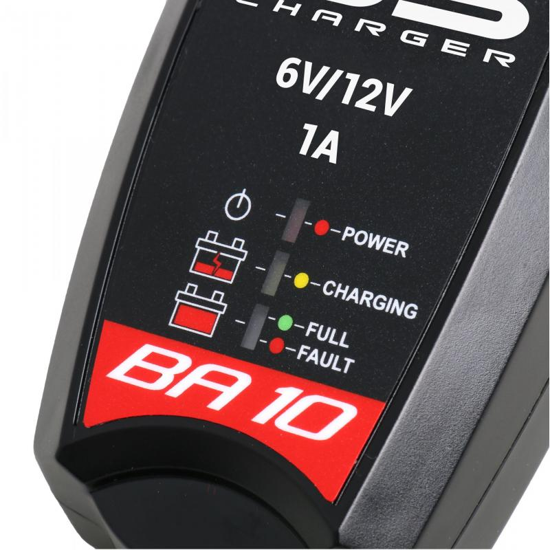 Chargeur BS Battery BA10 6V / 12V - 2