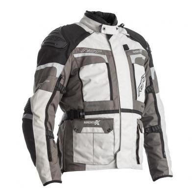 Veste textile RST Adventure-X gris
