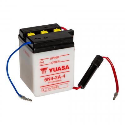 Batterie Yuasa 6N4-2A-4 6V 4Ah