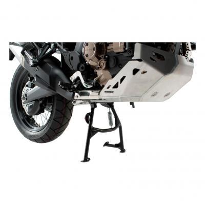 Béquille centrale SW-MOTECH noir Honda CRF 1000 L Africa Twin 15-