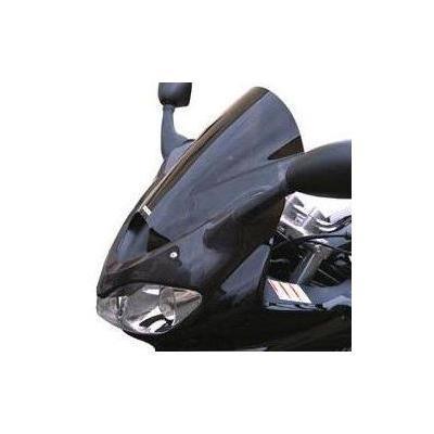 Bulle Bullster double courbure 35 cm fumée noire Suzuki Bandit 600 S 00-04