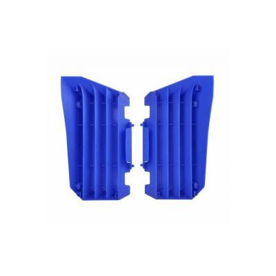Caches de radiateur Polisport Yamaha 450 YZ-F 07-09 bleu