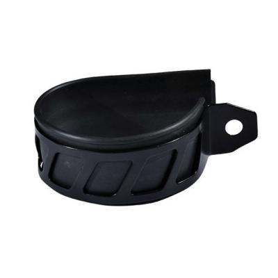 Collier de silencieux Doppler ER1 - WR7 - GP8.0 noir