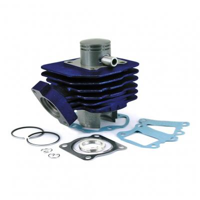Cylindre D.40 Carenzi Fonte Trekker Speedfight Bleu 50cc
