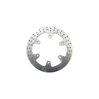 Disque de frein avant Braking fixe rond Ø296 mm HO23FI