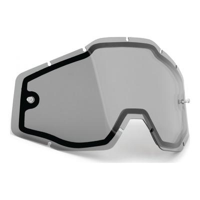 Écran double FMF Vision pour masque PowerBomb et PowerCore fumé