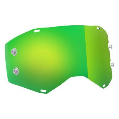 Écran Works Scott pour masque Prospect chrome vert