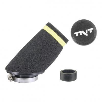 Filtre à air TNT mousse small 30° ø28/35 noir