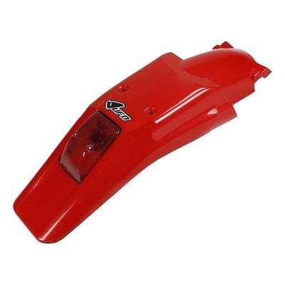 Garde-boue arrière UFO Honda XR 400R 96-04 rouge (rouge XR)