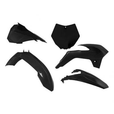 Kit plastique RTech KTM 85 SX 13-17 noir
