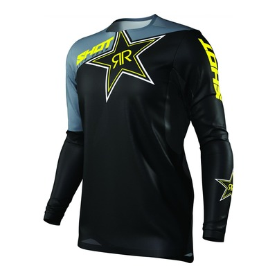 Maillot cross Shot Contact Rockstar Limited Edition 2021