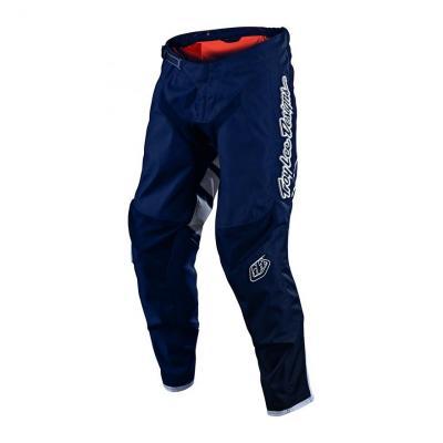 Pantalon cross Troy Lee Designs GP Drift bleu/orange