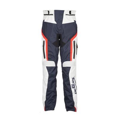 Pantalon textile Furygan Apalaches bleu/perle/rouge