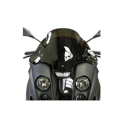 Pare-brise Bullster double courbure 47 cm incolore Gilera Fuoco 500 07-16