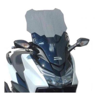 Pare-brise Bullster haute protection 63 cm fumé gris Honda Forza 125 15-16