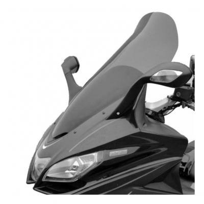 Pare-brise Bullster haute protection 70 cm fumé noir Aprilia SRV 850 12-16