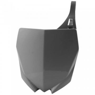 Plaque numéro frontale Acerbis Yamaha 250 YZF 10-17 gris