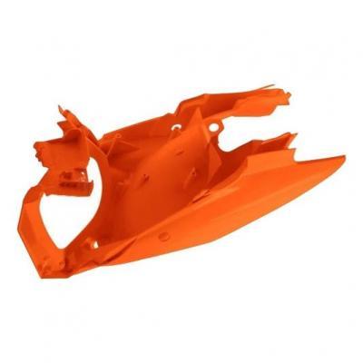 Plaques numéro latérales avec boîte à air RTech KTM 125 SX 11-15 orange