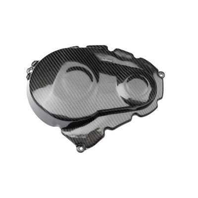 Protection de carter d'embrayage Leovince carbone GSX-R 1000 2009-12
