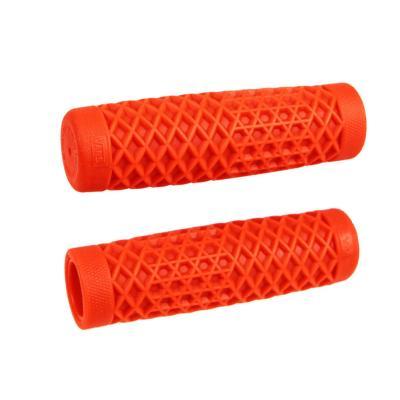 Revêtement de poignées ODI modèle Vans guidon Ø22 mm orange