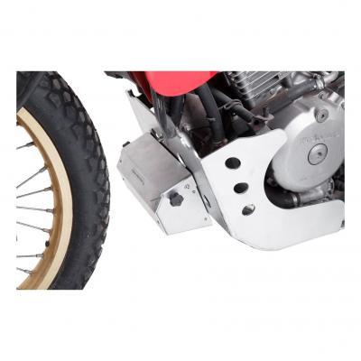 Sabot moteur SW-MOTECH gris Honda XL 600 V Transalp 87-99