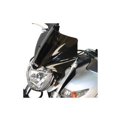Saute-vent Bullster haute protection 27 cm fumé noir Suzuki GSR 600 06-11