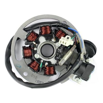 Stator complet scoot chinois 2T 50cc GY6 1PE40QMB/Strike/Grido/Roma 2T