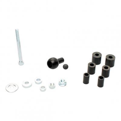 Support à boule SW-MOTECH 12,5mm-25,0mm