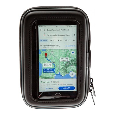 Support GPS/Smartphone Lektronis fixation au guidon
