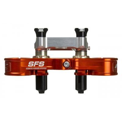 Té de fourche supérieur Neken KTM 250 SXF 13-21 orange