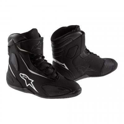 Chaussures Alpinestars FASTBACK V2 DRYSTAR noires / blanches