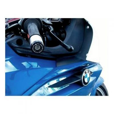 Embouts de guidon R&G Racing noir BMW K 1300 R 09-15