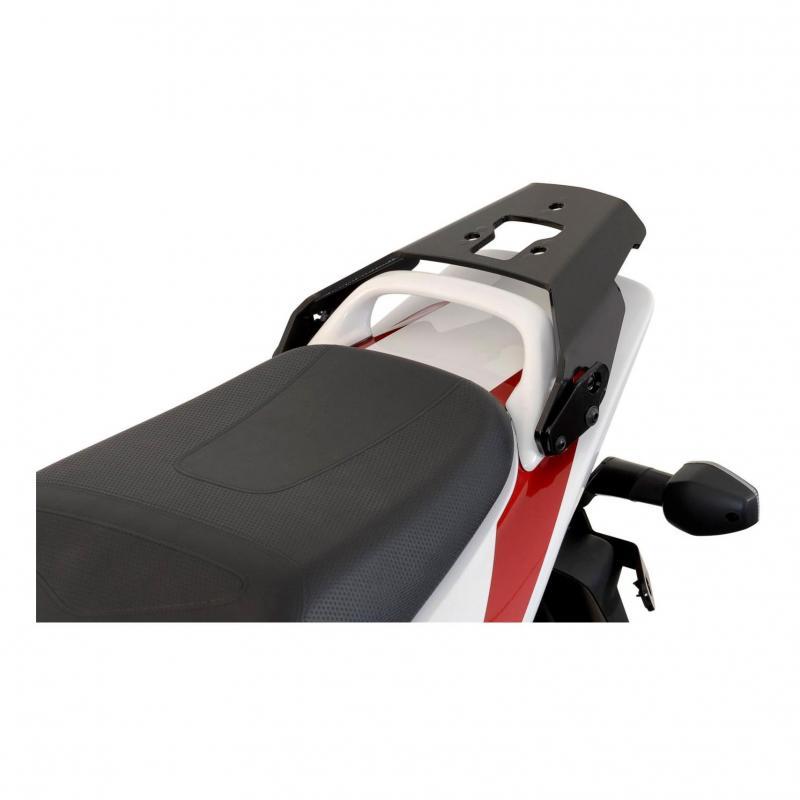 Support top case SW-MOTECH ALU-RACK noir Honda CB1300 03-09 / CB1300S 05-09