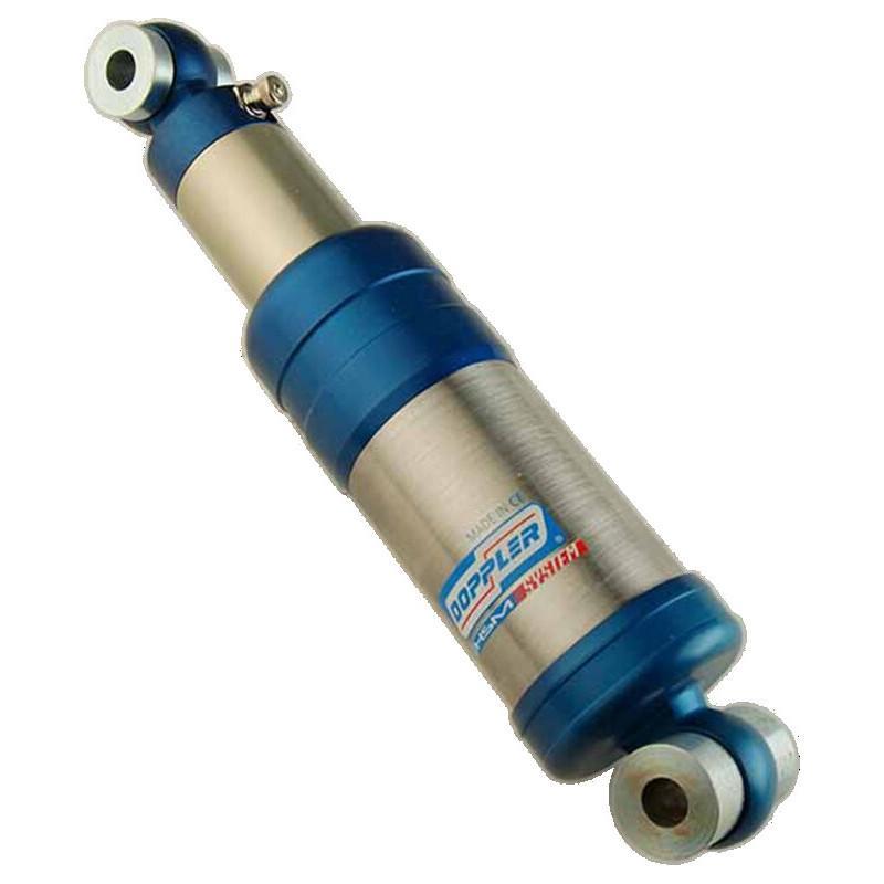Bleu Amortisseur Moto Doppler oleo Compatible avec gpr 50 02-05 entraxe 260mm 21kg de Pression