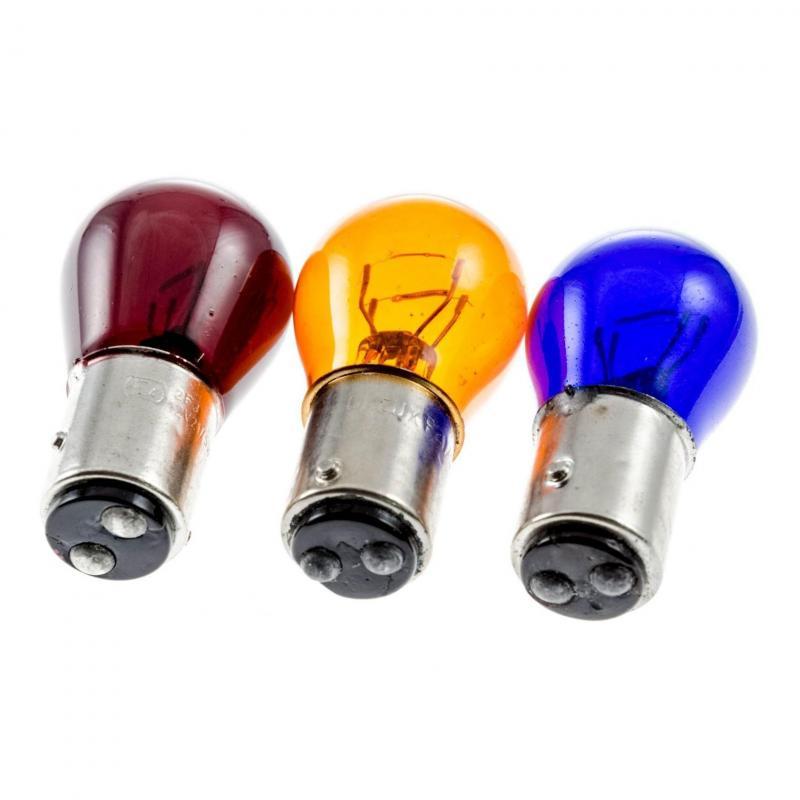 Ampoule feu / stop BAY15D arrière 12V 21/5W