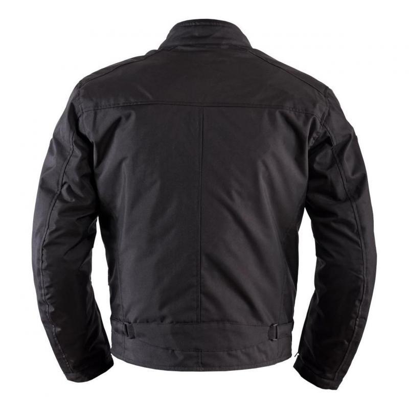 Blouson textile Helstons Ace noir - 1
