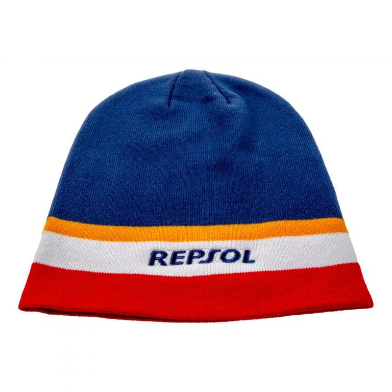 Bonnet Repsol navy/orange/rouge - 1