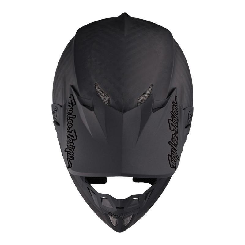 Casque cross Troy Lee Designs SE4 Carbon Midnight noir - 3