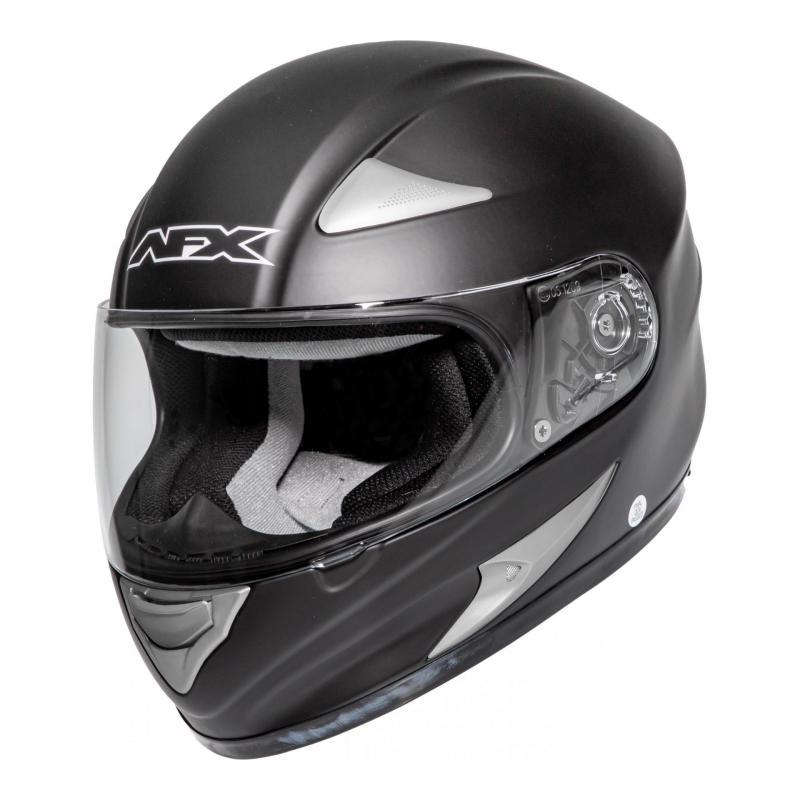 Casque intégral AFX FX90E noir mat