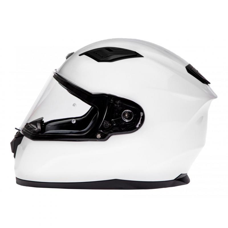 Casque intégral Astone GT900 Monocolor blanc - 1
