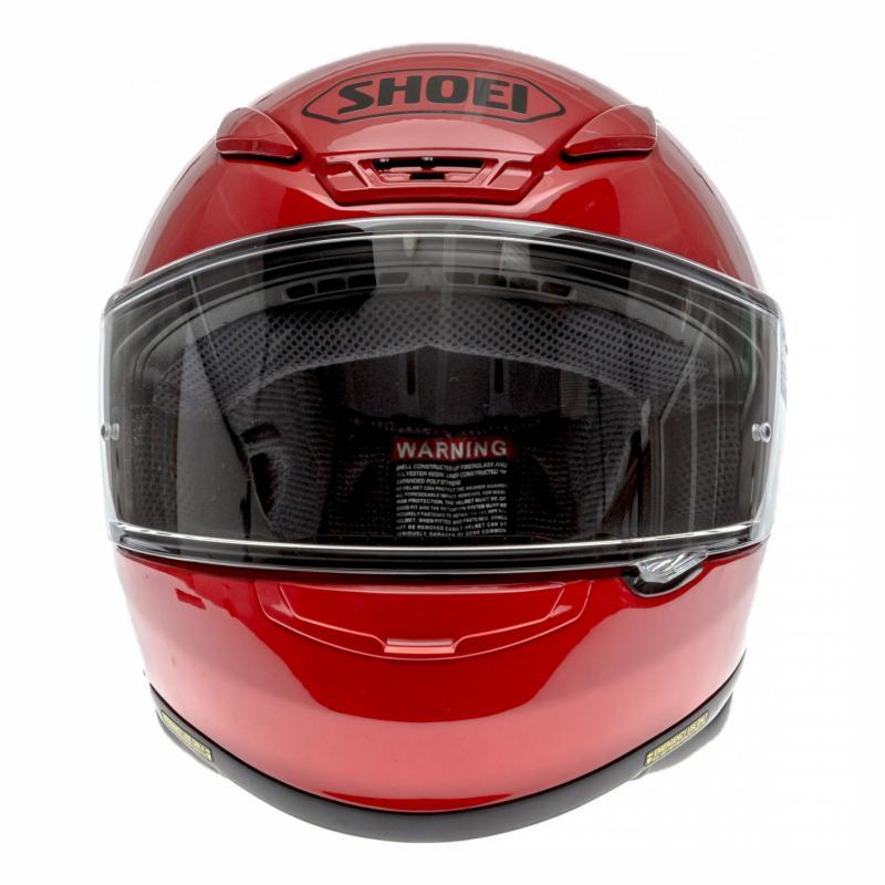 Casque intégral Shoei NXR rouge brillant - 3