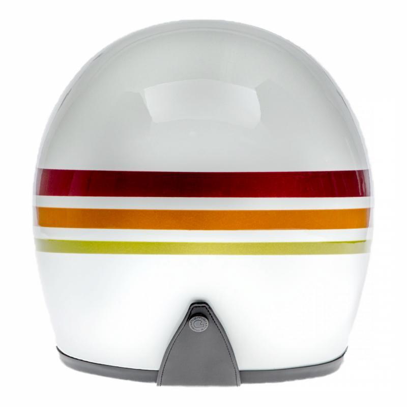 Casque Premier MX LC8 blanc - 4