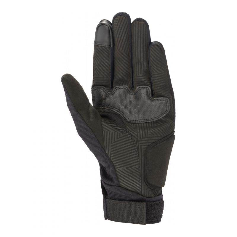 Gants textile Alpinestars Reef noir - 1