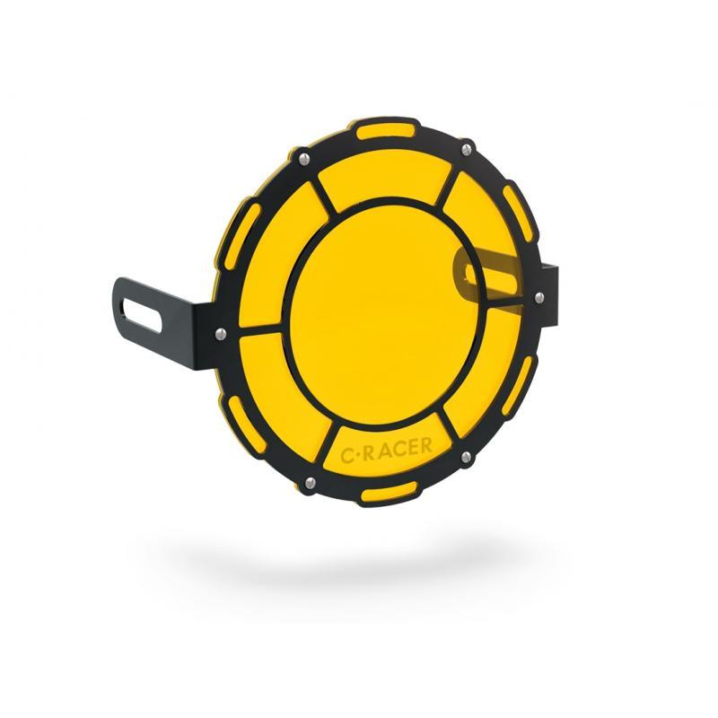 Grille de phare C. Racer UPLG-2 avec écran plexiglass - 2