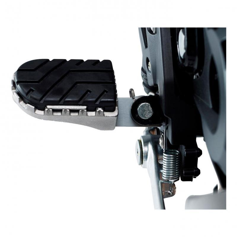 Kit de cale-pieds SW-MOTECH Husqvarna Nuda 900 / Aprilia SMV 750 Dorsoduro
