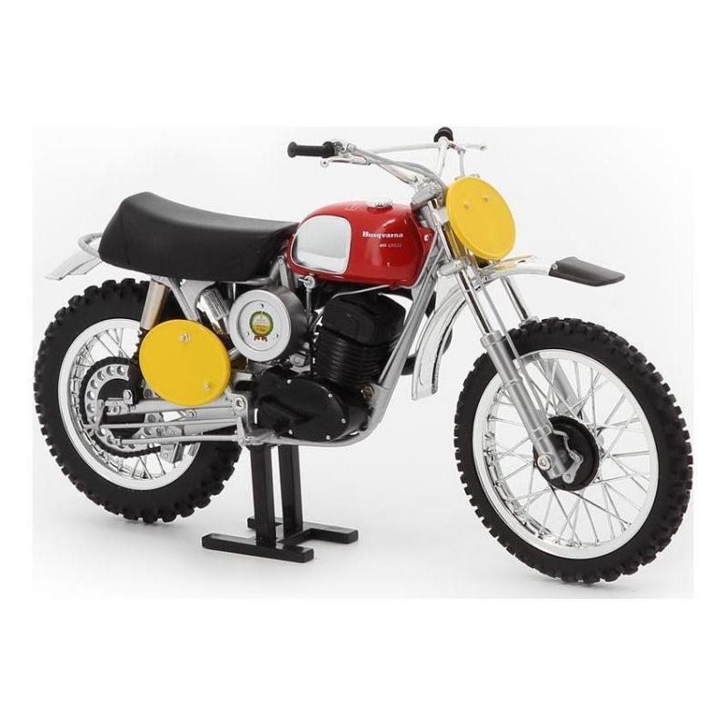 Miniature Husqvarna 400 1970 1:12 - 1