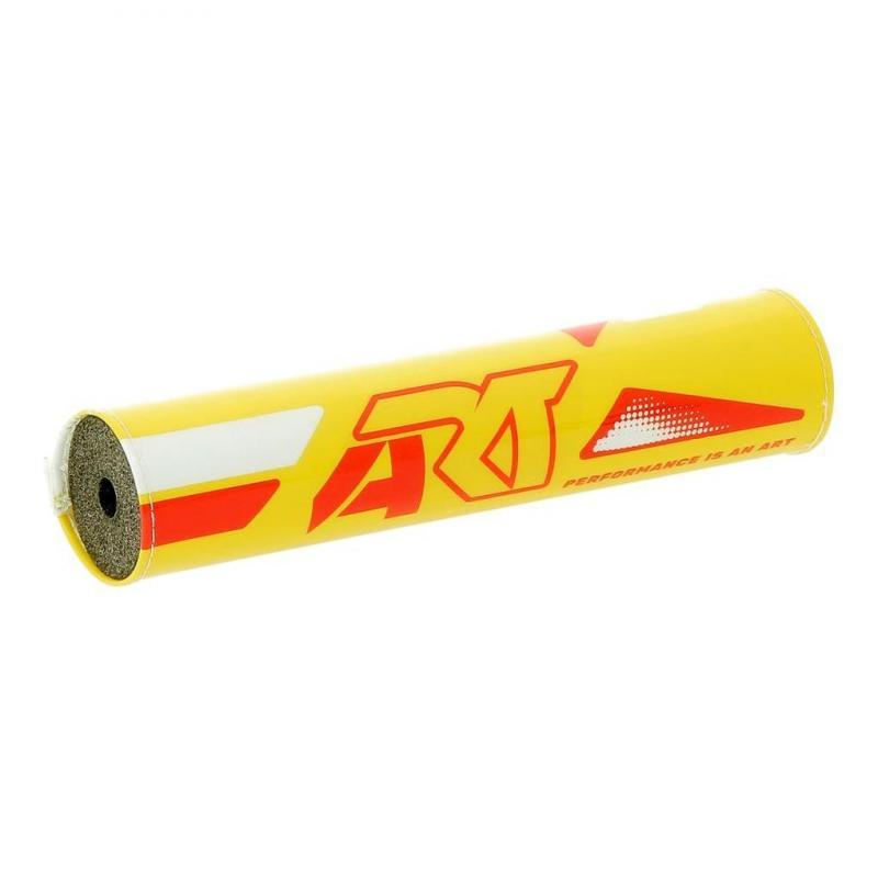 Mousse de guidon ART pour guidon avec barre jaune fluo