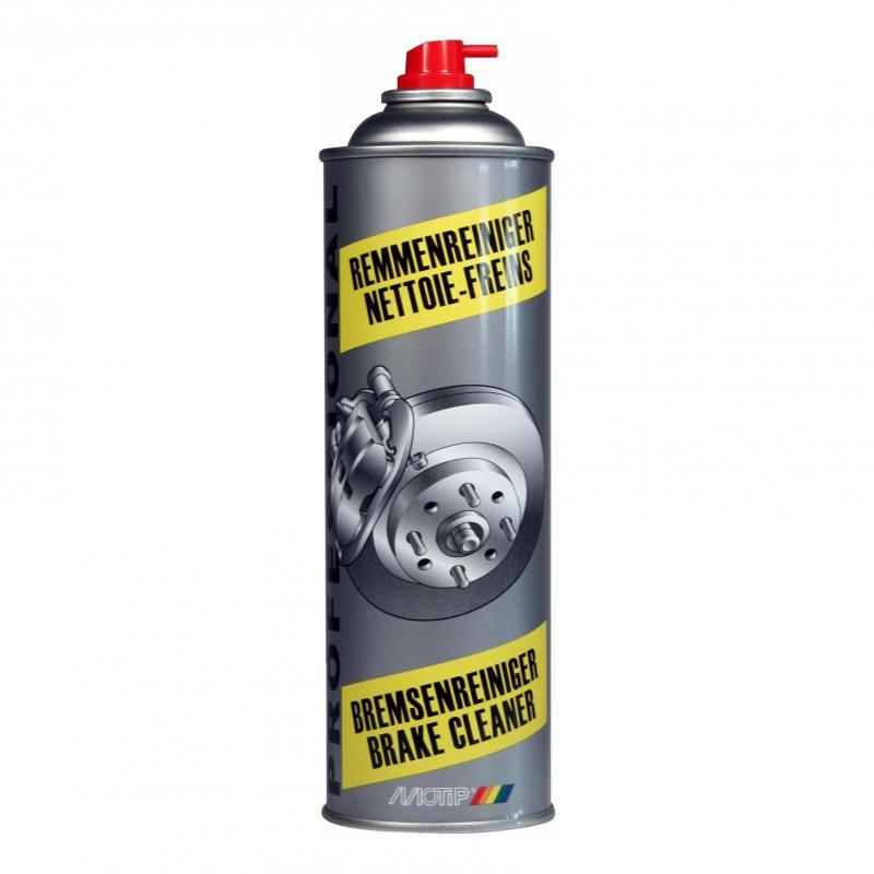 Nettoyant de freins Motip 500 ml M000563