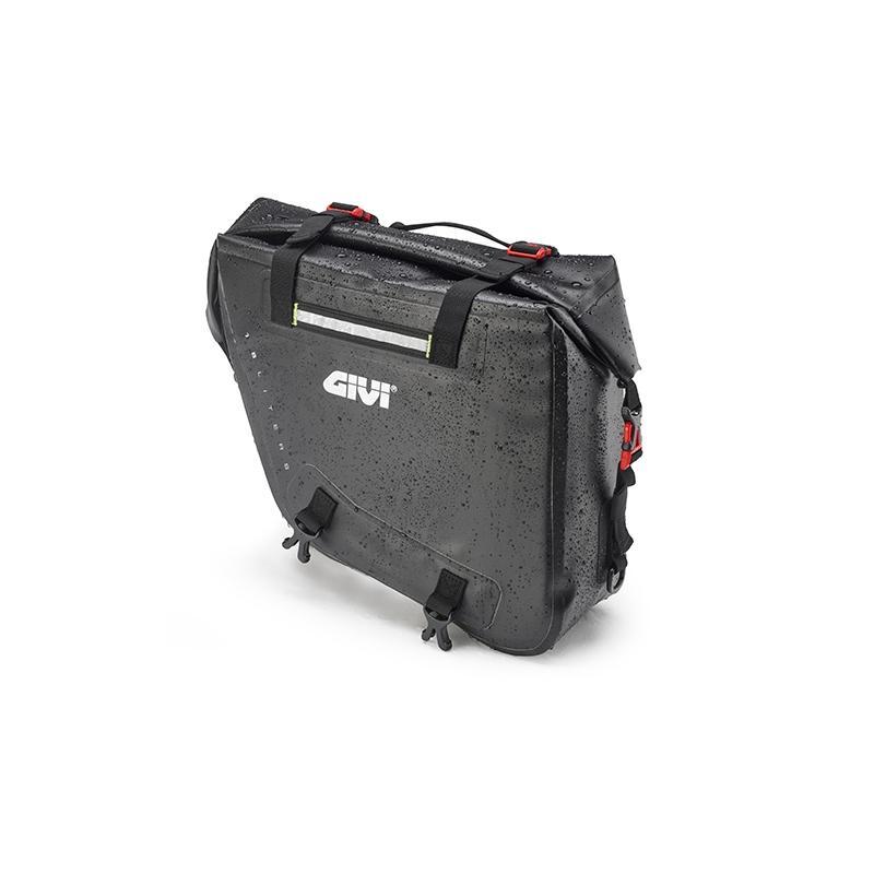 Paire de sacoches latérales Givi Gravel-T GRT718 15+15 litres noir - 4